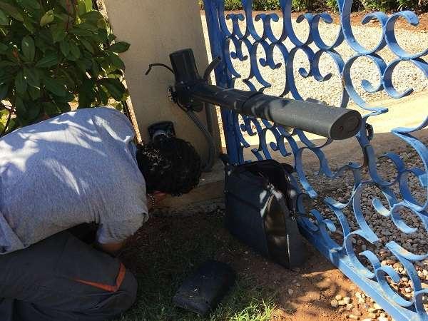 reparation de portail