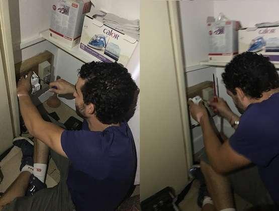 Dépannage d'une installation électrique